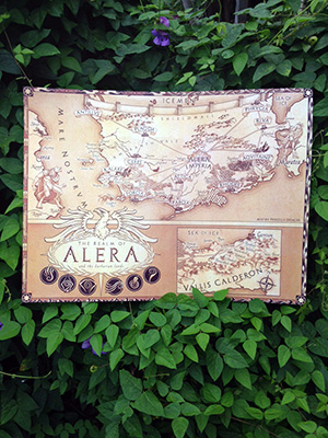 Alera Map -- Double Signed PREORDER
