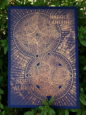 Habble Landing Map -- Double Signed